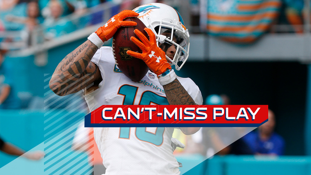 Can't-Miss Play: Matt Moore launches first TD pass of season to Kenny Stills