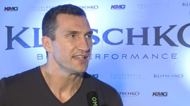 """Boxen: Klitschko: """"Wäre nicht da, wo ich bin"""""""