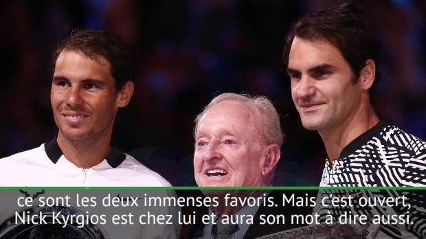 """Basket : Open d'Australie - Djokovic - """"Roger et Rafa sont les favoris"""""""