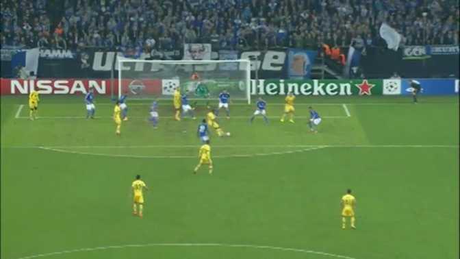 LdC : Schalke 04 4-3 Sporting