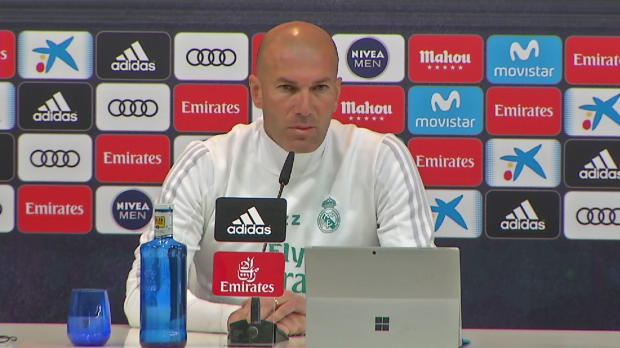 Zidanes Marschroute: Platz zwei zurückerobern