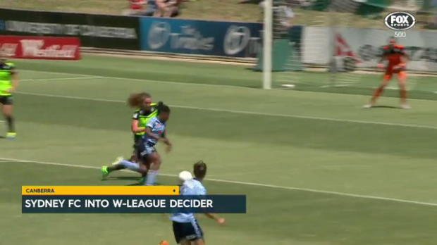 Sky Blues into W-League Grand Final