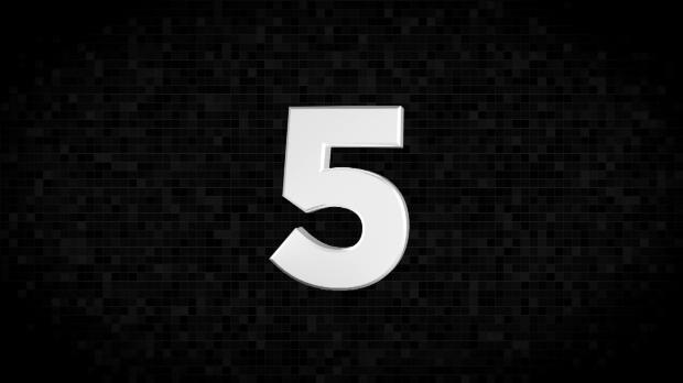 Top 5 Goals - Serie A Round 24