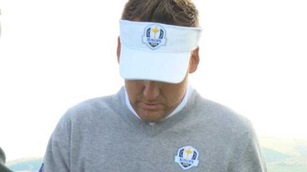 English golfer Ian Poulter has never been one to mince his words.