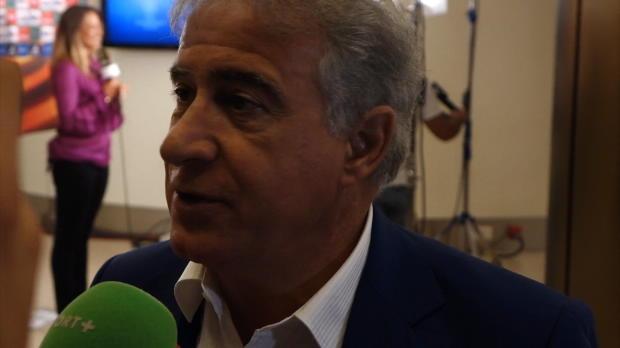 FIFA - Ca�azzo appuie Platini