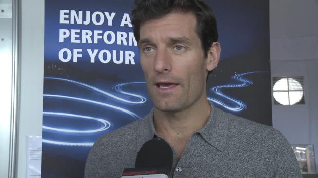 Mark Webber prepares for Porsche WEC debut