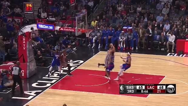 San Antonio Spurs Top 3 Plays of the 2018-19 Season