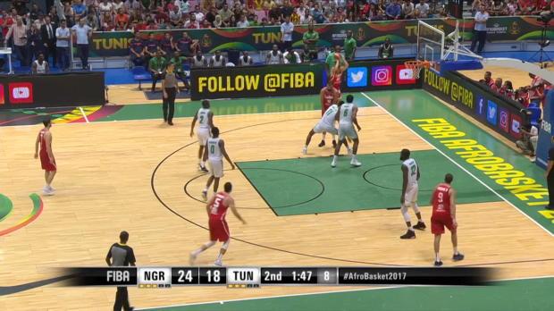 FIBA AfroBasket Wrap