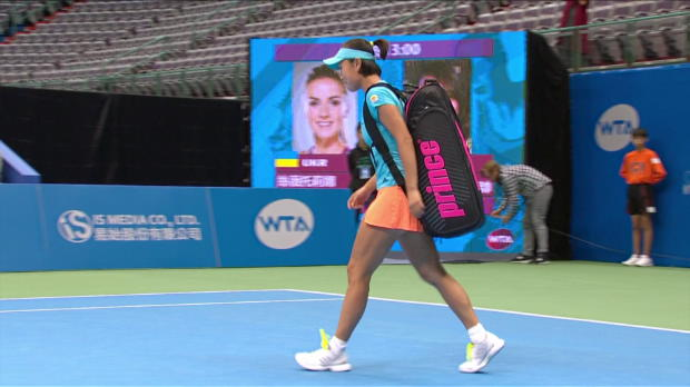 Taiwan Open: Elina Svitolina - Shuai Peng