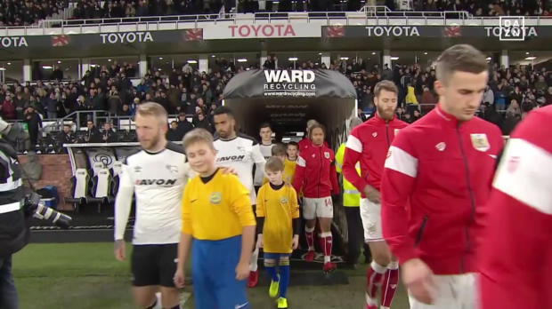 Derby County - Bristol City