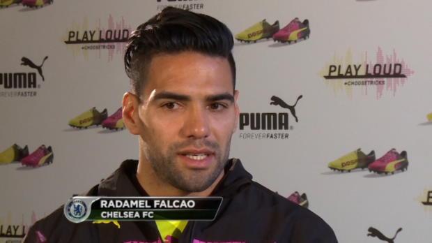 Falcao cree que esta generación debe ganar algún título para Colombia