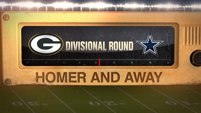 Packers Game-Winning Drive | Homer and Away