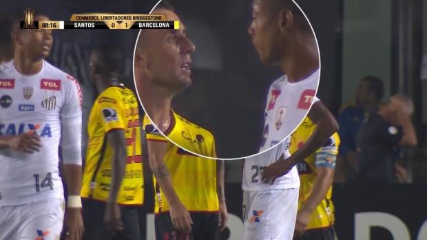 Libertadores: Spuck-Skandal um Ex-Wolfsburger