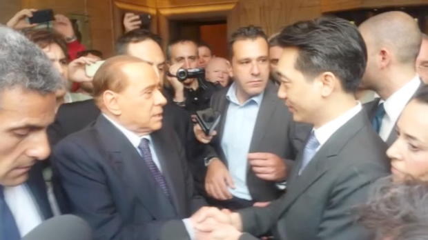 Berlusconi: AC Mailand vor Investoreneinstieg