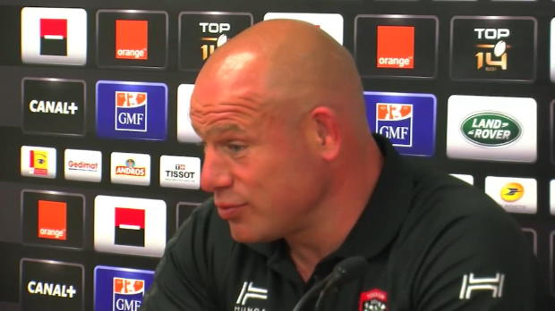 Top 14 - Barrages : Cockerill : 'Gagner était le plus important'