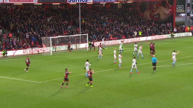Premier League: Bournemouth - West Ham | DAZN Highlights