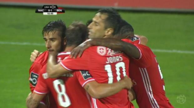Slapstick-Tor und Riesenbock! Benfica jubelt
