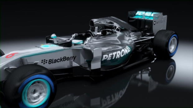 A closer look at Mercedes F1