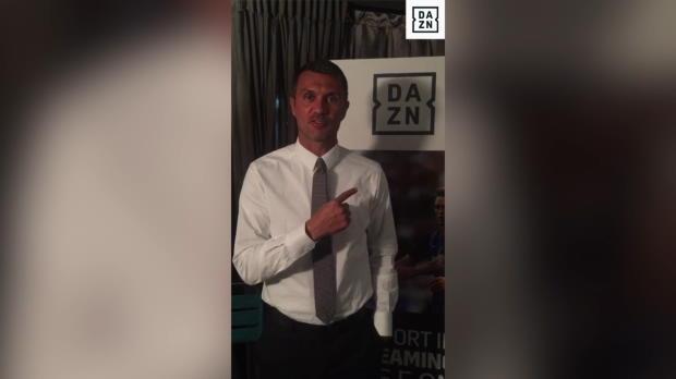 Maldini: Schaut die Serie A auf DAZN