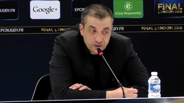 Demis - Boudjellal - 'Clermont Siffredi nous attend '