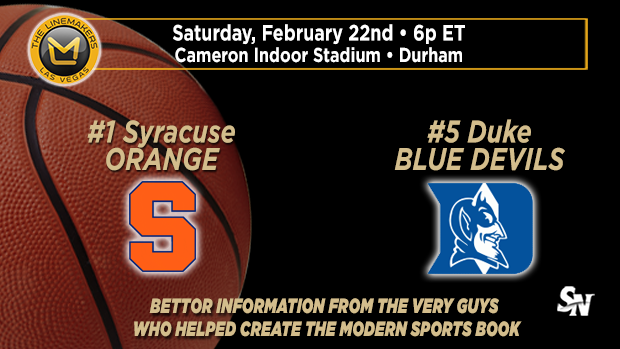 Syracuse @ Duke