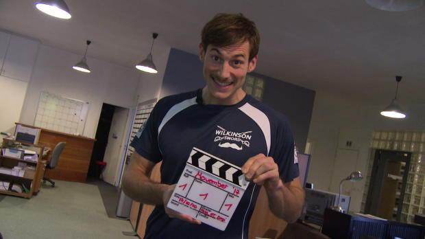 Handball: Gensheimer und Co. werben für Movember