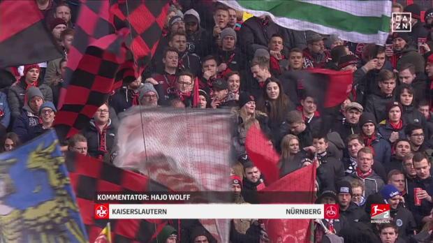 1. FC Kaiserslautern - 1. FC Nürnberg