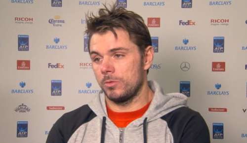 Wawrinka Interview: ATP London RR