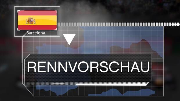 F1: Rennvorschau für Grand Prix von Barcelona