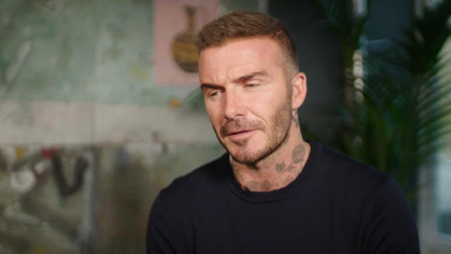 Beckham - 2026 World Cup in US, Mexico and Canada would be 'very special' Thumbnail