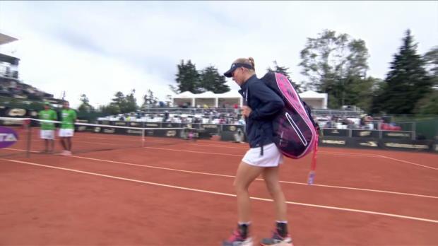 WTA Bogotá: Schiavone - Larsson