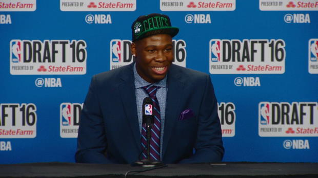 "Basket : NBA - Draft 2016 - Yabusele - ""Une grosse surprise"""