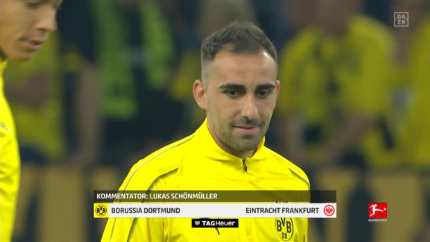 Bundesliga: Borussia Dortmund - Eintracht Frankfurt | DAZN Highlights