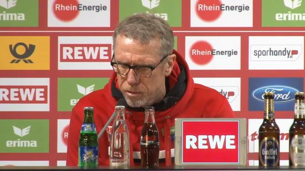 """Stöger: """"Wichtiger Sieg, der Luft verschafft"""""""
