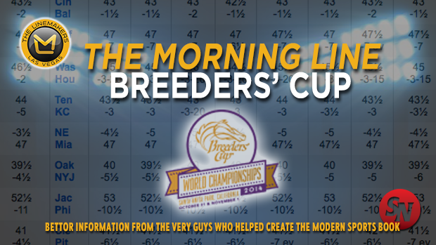 Linemakers Morning Line : Breeders Cup