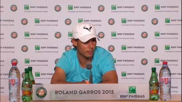 Roland Garros - Rafa Nadal, optimista tras ganar a Almagro