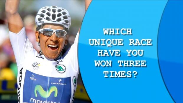 عام: إمتحان أوبتا: كوينتانا لا يتذكّر سباقا تُوِّج بلقبه في ثلاث مناسبات