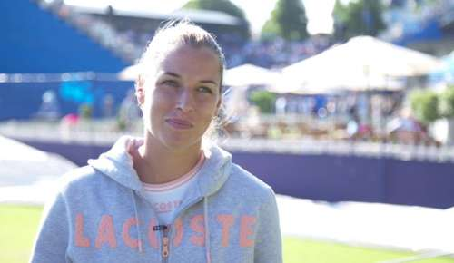 Cibulkova Interview: WTA Eastbourne SF