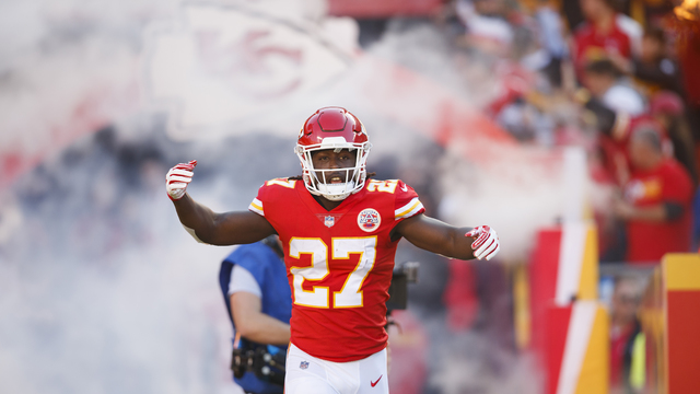 Best plays from Kareem Hunt through Week 6