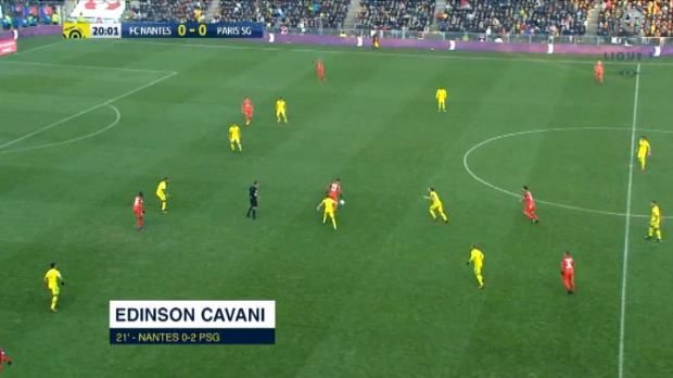 كرة قدم: الدوري الفرنسي: ملخّص أهداف المرحلة الحادية والعشرين