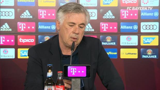 """Ancelotti: """"Ribery ist ein ehrlicher Mensch"""""""