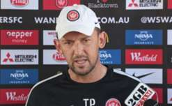 Watch Tony Popovic's pre-match press conference in full ahead of Saturday night's Sydney Derby at ANZ Stadium.