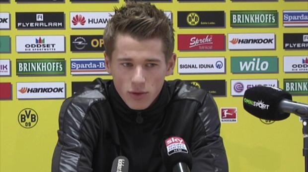 Tirage LDC - Durm (Borussia Dortmund) est satisfait