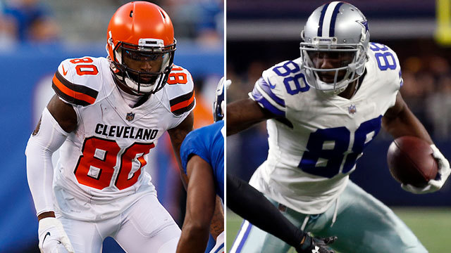 Aditi Kinkhabwala explains what Jarvis Landry thinks about a possible Dez Bryant addition