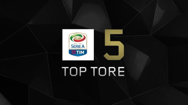 Top 5: Insigne mit Gefühl, Perotti mit Bums