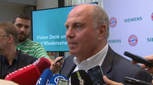 Hoeneß und Tedesco gratulieren dem DFB