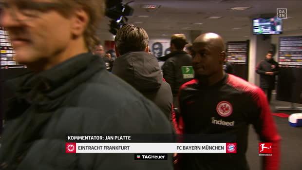Bundesliga: Eintracht Frankfurt - FC Bayern München | DAZN Highlights