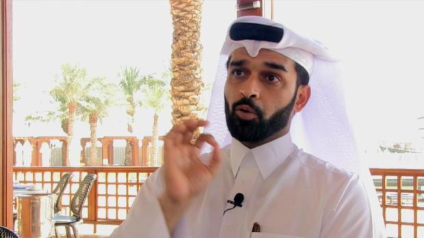 """WM 2022: Katar-Chef: """"Sind eine Fußballnation"""""""