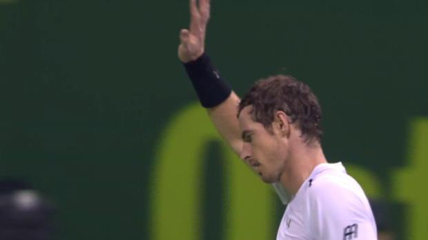 Doha: Andy Murray baut Siegesserie weiter aus
