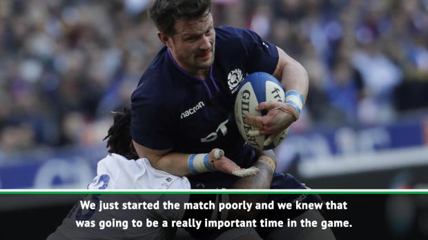 Aviva Premiership : Aviva Premiership - RUGBY UNION - Six Nations - France played with confidence to beat Scotland - Townsend